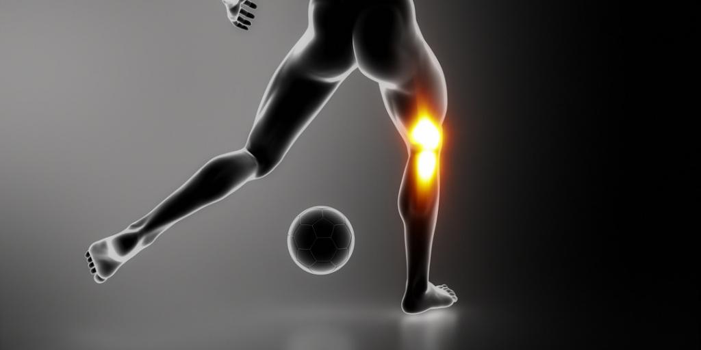 Soccer knee